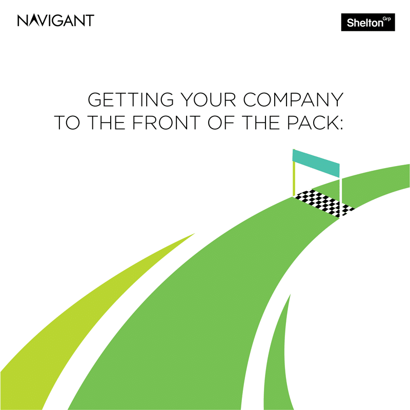 Getting Your Company to the Front of the Pack